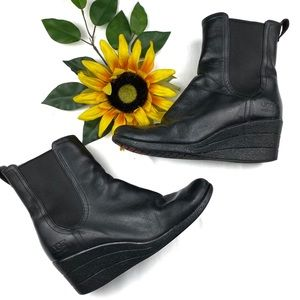 UGG Australia Waterproof Insulated Wedge Booties